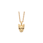 Miss Queen Sheba Necklace Gold
